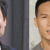 David Henry Hwang and BD Wong