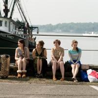 Zosia Mamet, Jemima Kirke, Lena Dunham, and Allison Williams (Mark Schaffer/HBO)