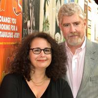 Brooke Gladstone and Bob Garfield
