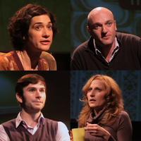 Clockwise: Jenny Morris, Matthew Maher, Caitlin Miller, Robbie Collier Sublett