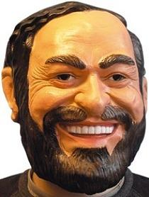 The immortal Luciano Pavarotti