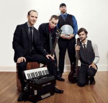 Uri Sharlin   the DogCat Ensemble