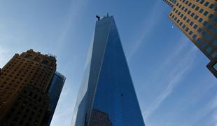 1 World Trade Center in Lower Manhattan