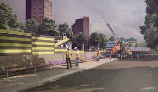 Mayor Bloomberg, SIRR, sandy, sea walls deployable