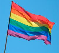 Gay rights rainbow flag 30 issues