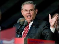 U.S. Sen. Robert Menendez (D-NJ) held off a strong challenge from Republican Tom Kean Jr., to keep the seat in Democratic hands.
