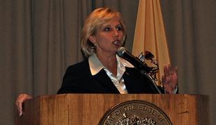 New Jersey Lieutenant Governor Kim Guadagno