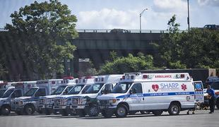 DaVita said it doesn't track how patients get to dialysis, but that it has sent cease-and-desist letters to ambulance companies that have attempted to solicit business inside its centers.