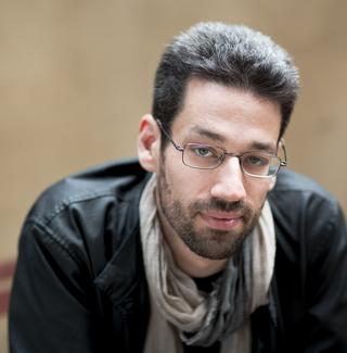 Pianist Jonathan Biss.
