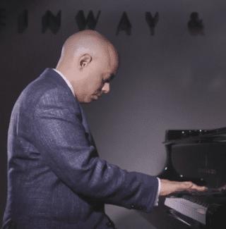Stewart Goodyear at piano