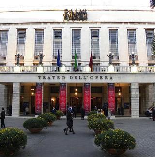 Teatro dell'Opera, Rome
