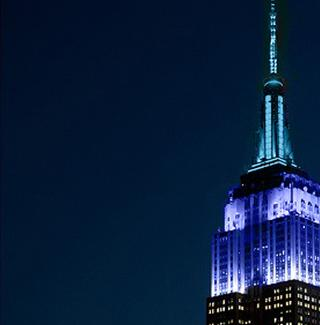 On Saturday the Empire State Building will turn WQXR blue to celebrate our 80th birthday.