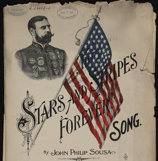 'Stars and Stripes Forever' by John Philip Sousa.