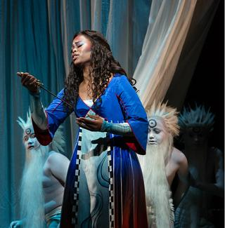 Pretty Yende as Pamina in Mozart's 'The Magic Flute'