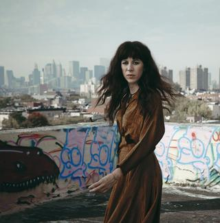 Composer Missy Mazzoli, whose opera 'Breaking the Waves' has been received with widespread critical praise.