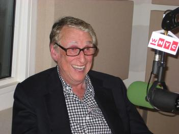 Mike Nichols on the Leonard Lopate Show in September 2013