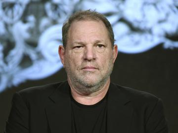 Harvey Weinstein, January 6, 2016.