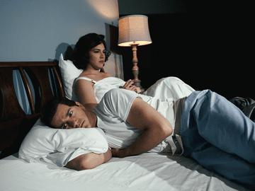 """Daniela Mack and Matthew Worth as John and Jackie Kennedy in the new opera """"JFK"""""""