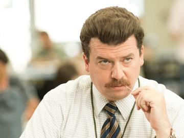 "Danny McBride as Neal Gamby in ""Vice Principals"""
