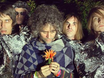 The Flaming Lips are set to release its latest album, The Terror, on April 16.