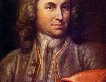 Portrait of J.S. Bach