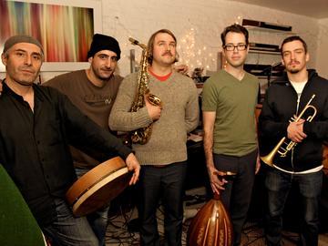 Nashaz band photo