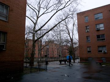 public housing, buildings