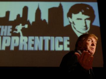 "Donald Trump seeking contestants for ""The Apprentice"" at Universal Studios"