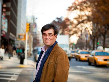 New York Philharmonic Music Director Alan Gilbert
