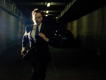 Darcy James Argue running man