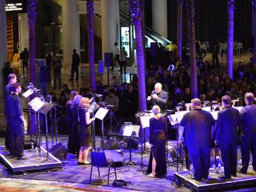 The Crossing Donald Nally Brookfield Place New Sounds Live