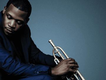 Trumpeter, Singer, Composer Keyon Harrold