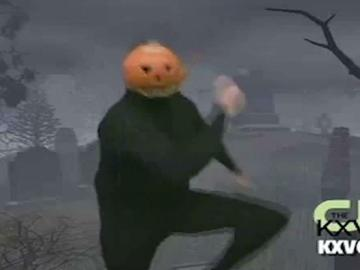 The KXVO Pumpkin Dance