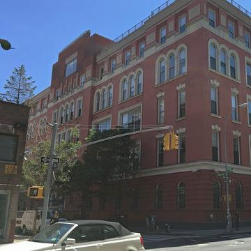 45 Rivington, a former nursing home, was flipped for what appears to be a $72 million profit.