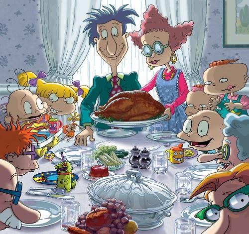 Norman Rockwell S Endless Thanksgiving Meme Public Radio