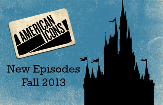 American Icons coming Fall 2013