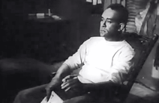 Richard Wright as Bigger Thomas in the 1951 film adaptation of Native Son