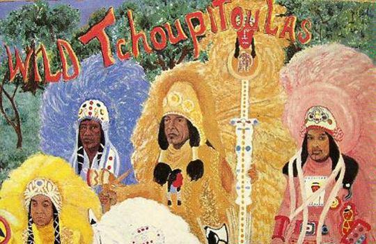 The Wild Tchoupitoulas