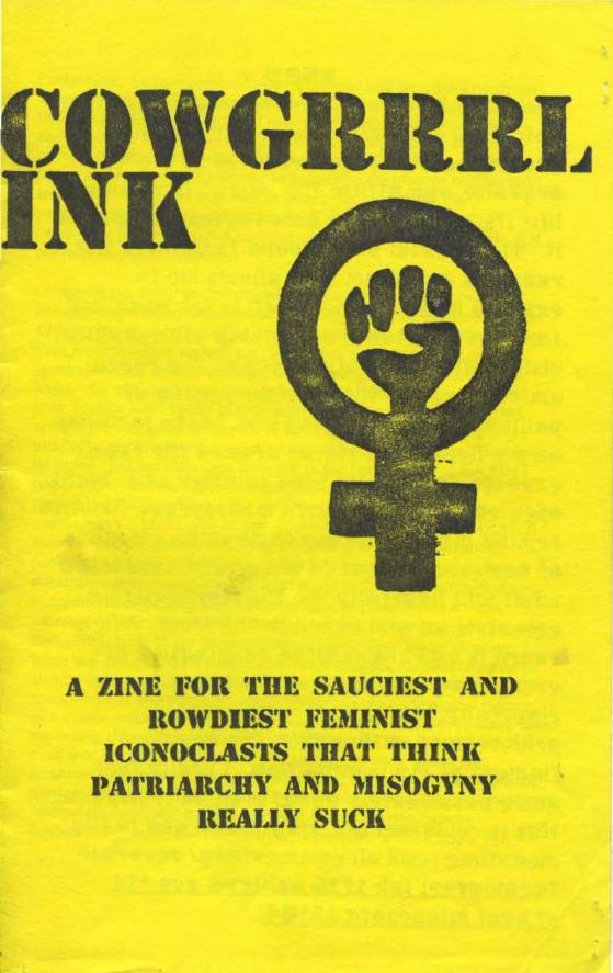 'Cowgrrrl Ink' cover