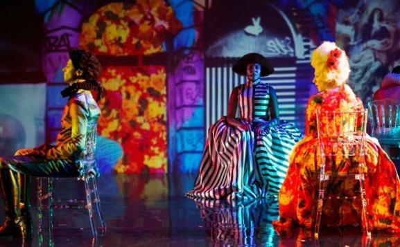 Shara Worden performing in her opera em You Us We All /em