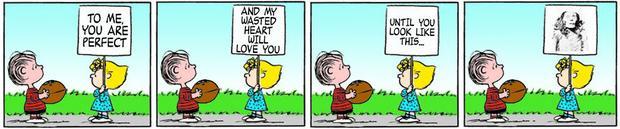 'Love Actually' meets 'Peanuts'