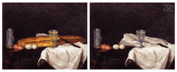 d'aprs Paul Czanne (Gluten Free Museum)