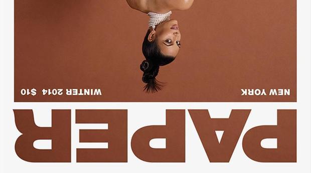 Kim Kardashian in Paper Magazine