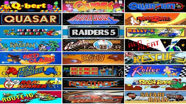 Internet Archive gets into arcades