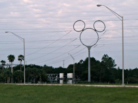 Disney Mickey Mouse Celebration Florida American Icons Studio 360