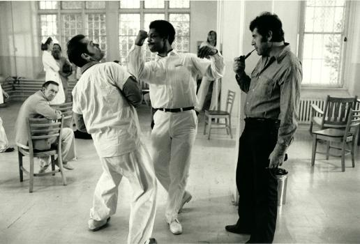 Jack Nicholson Milos Forman One Flew Over the Cuckoo's Nest American Icons Studio 360
