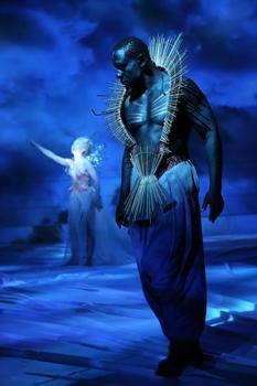 Titania (Benko) and Oberon (Harewood).