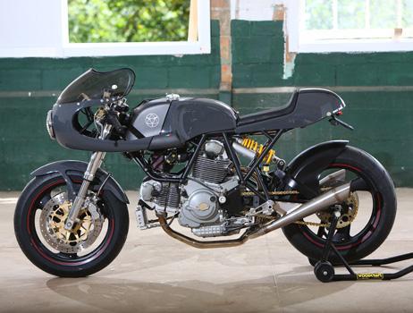 Leggero 2012 (Walt Siegl Motorcycles)