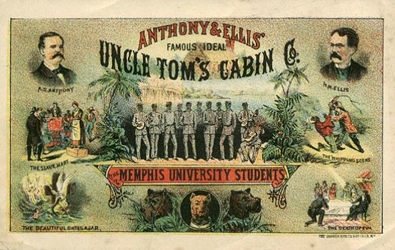 Uncle Tom's Cabin American Icons Studio 360