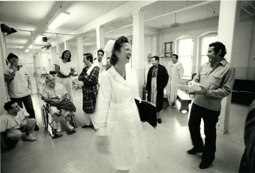 Louise Fletcher Milos Forman One Flew Over the Cuckoo's Nest American Icons Studio 360